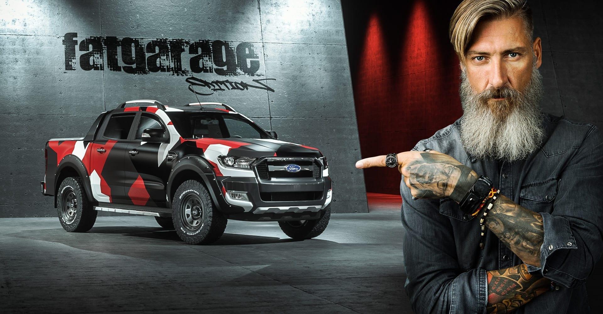 Ford Ranger Kampagne